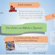 M&A in Spanien: die verschiedenen Arten von M&A