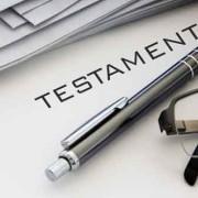Wie errichtet man ein Testament in Spanien?