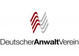 Logo Deutscher AnwaltVerein (tamaño pequeño)
