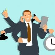 Geschäftsführer oder leitender Angestellter